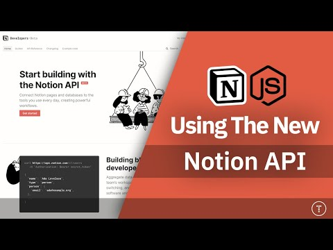 The New Notion API | Node.js Video Schedule Project