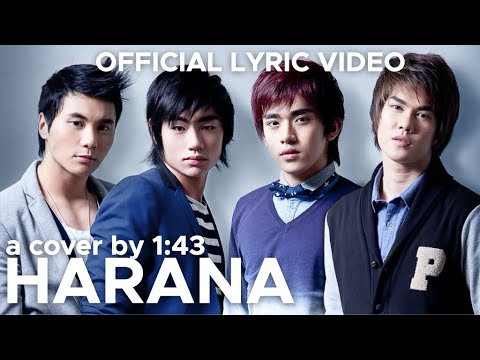 HARANA by 1:43 (Official Lyric Video)