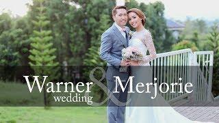 Warren and Merjorie wedding at Ultrawinds Resort