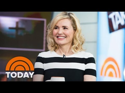 Geena Davis On 'Exorcist' TV Series Reboot: We Want It To Be As 'Life-Scarring' As Original | TODAY