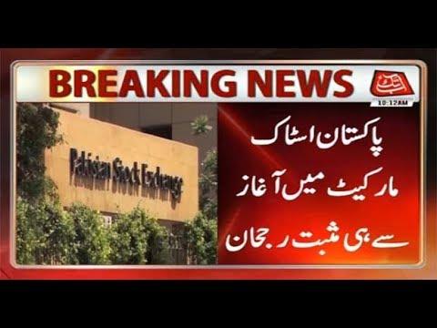 Pakistan Stock Market Starts with Bullish Trend