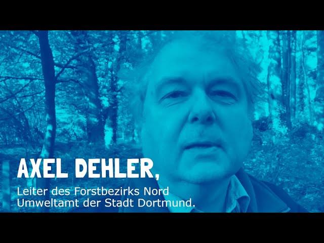 Ausbildung zum Forstwirt / Forstwirtin beim Umweltamt der Stadt Dortmund, Forstbezirk Nord