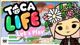 LET'S PLAY - TOCA LIFE OFFICE - TOCA BOCA