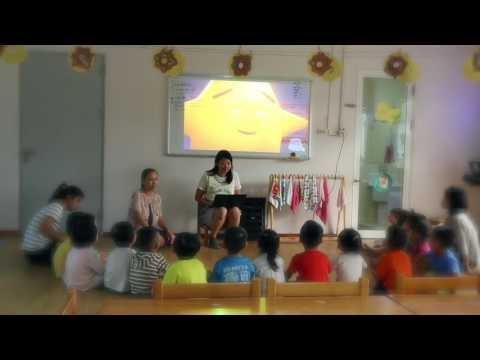 Lớp 3 tuổi của Trường Quốc tế Nhật Bản