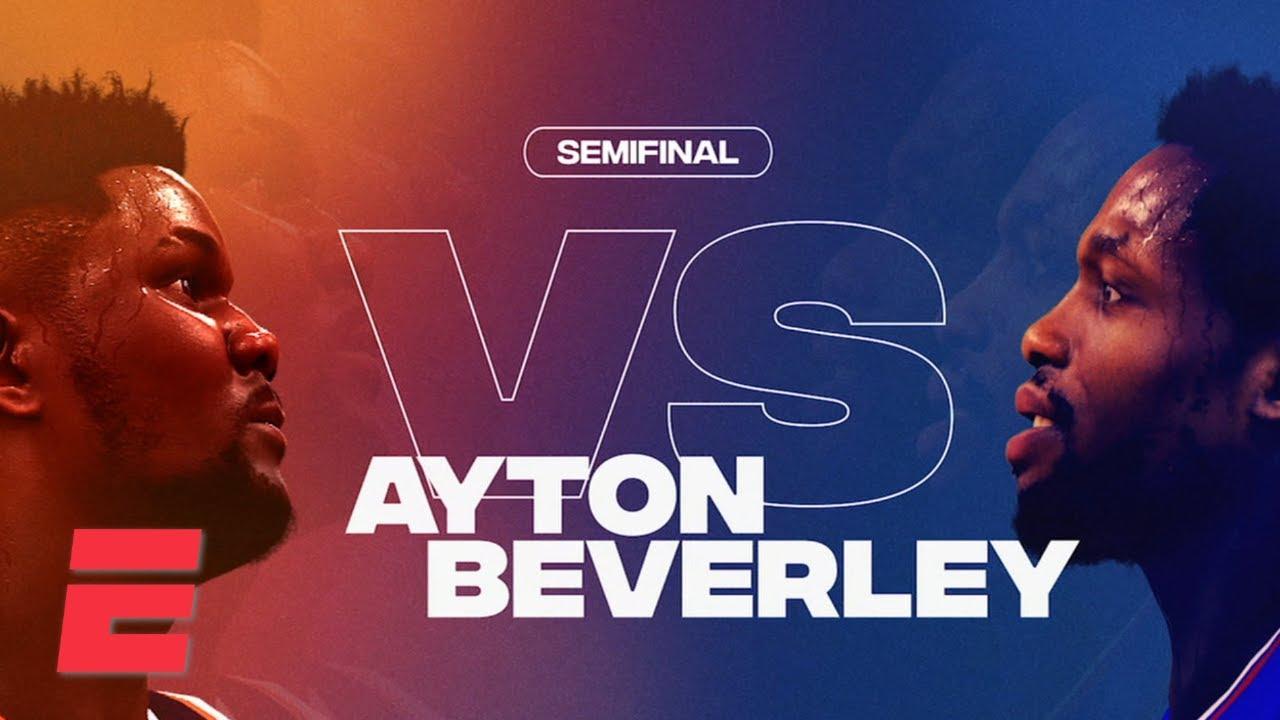 NBA 2K Players Tournament Highlights: Deandre Ayton vs. Patrick Beverley