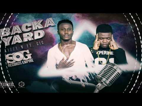 Kizzy W ft CIC -Backa Yard  (Liberia Music)
