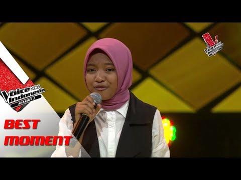Sharla & Rafa & Raisa | The Blind Auditions | The Voice Kids Indonesia Season 2 GTV 2017