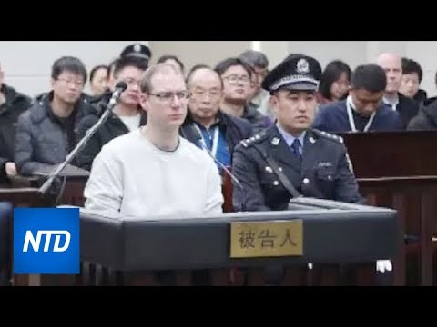 Canadian Sentenced To Death In China