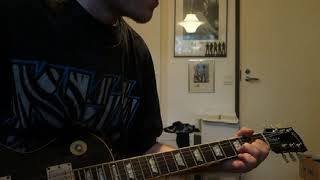 Saku plays Ace Frehley: Your Wish Is My Command (Ace Frehley: Spaceman cover)