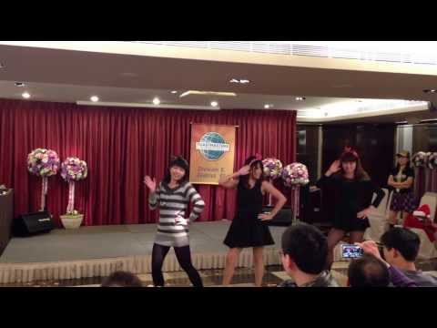 Donzz Donzz - Hsinchu Toastmaster Super Dancing Group (Division E 2013 Christmas Party 2013.12.21)