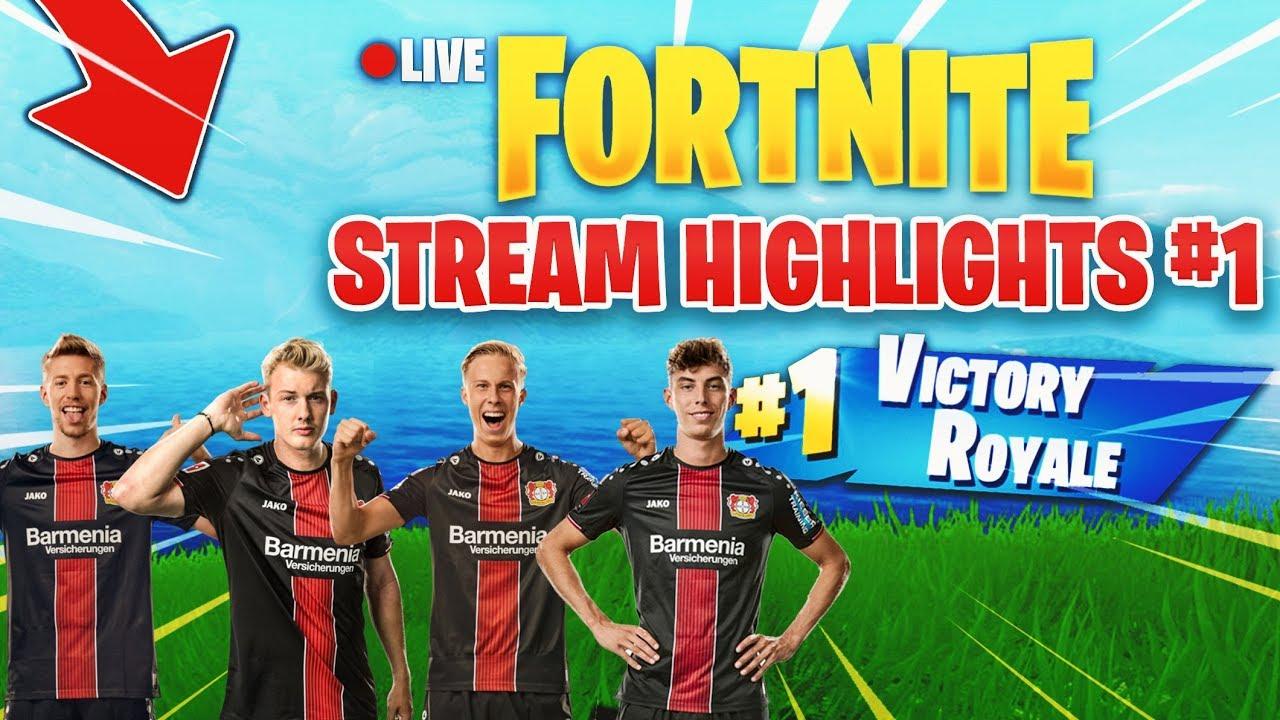 Kai Havertz Der Beste Spieler Der Welt Stream Highlights 1 Die Ifnanas Youtube