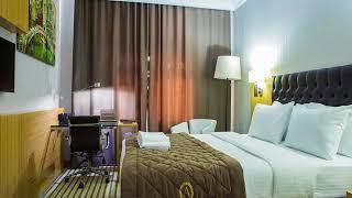 видео Отель в Казахстане бронь