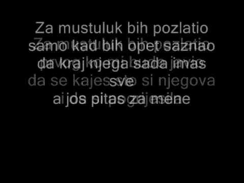 Haris Dzinovic  Mustuluk Tekst Pjesme Lyrics ~♫~