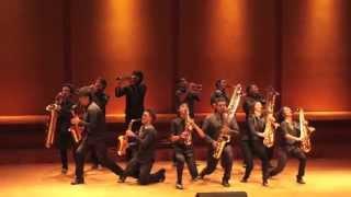 Saxissimo by Drake Mabry [Salaya (Mahidol) Saxophone Ensemble]