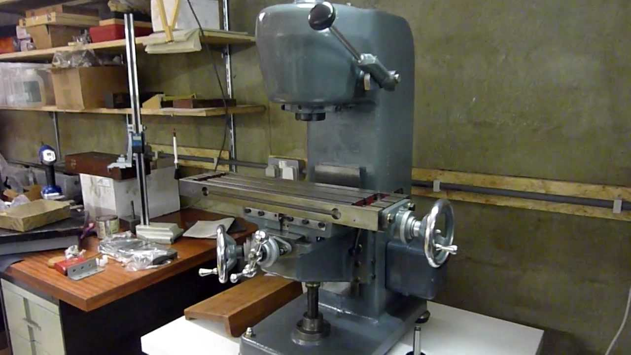 Benchmaster Milling Machine For Sale