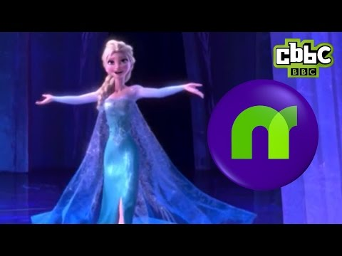 Frozen's Let It Go sung by CBBC Newsround viewers
