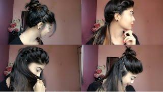 4 Easy & cute Summer Hairstyles   Giveawayweek