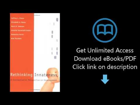 Download Rethinking Innateness: A Connectionist Perspective on Development (Neural Network Model PDF