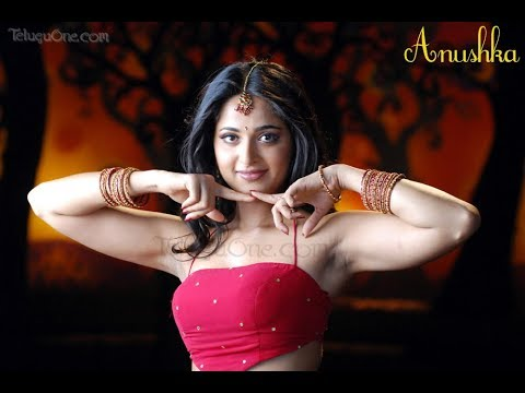 Anushka Shetty Armpits exposed