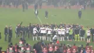Beşiktaş - Liverpool Maç Sonu Olimpiyat Stadı (  Sex on the beach - Demba ba 3