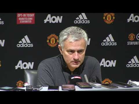 Mourinho comically digs out Gary Neville