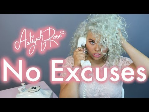 Meghan Trainor - No Excuses (Cover by Aaliyah Rose)