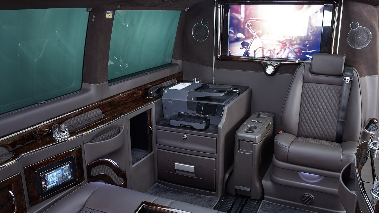 volkswagen t6 luxury mobility first class business by. Black Bedroom Furniture Sets. Home Design Ideas