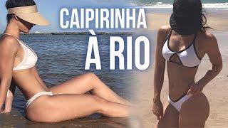 JE BOIS DE LA CAIPIRINHA !!!!