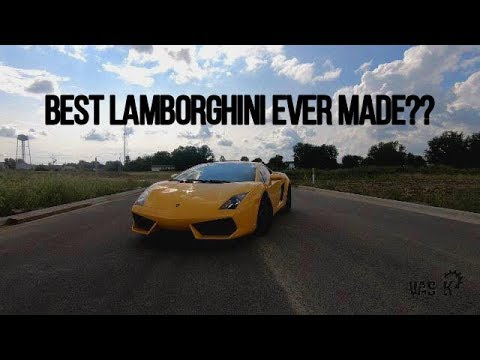 The 2009 Lamborghini Gallardo LP560-4 Is Perfect and Here Is Why: Vas Reviews EP. 1