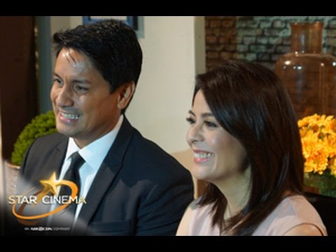 Richard Gomez and Dawn Zulueta talk about their tandem 'Chardawn'