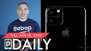 iPhone XI camera changes, Samsung statement on broken Galaxy Fold amp more - Pocketnow Daily