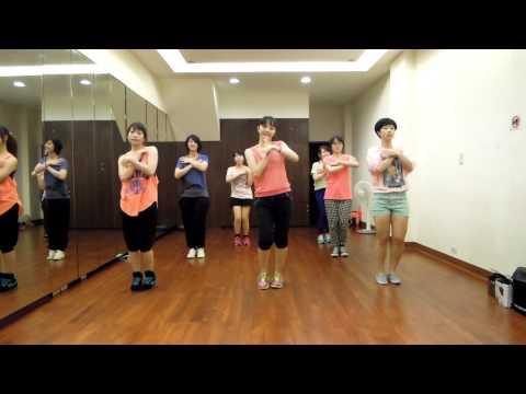小元舞蹈老師 Roly Poly 微簡易版 一小時速成班