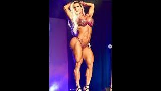 [Suelen Bissolati ] Brazilian Fitnes Model WFBB 1st