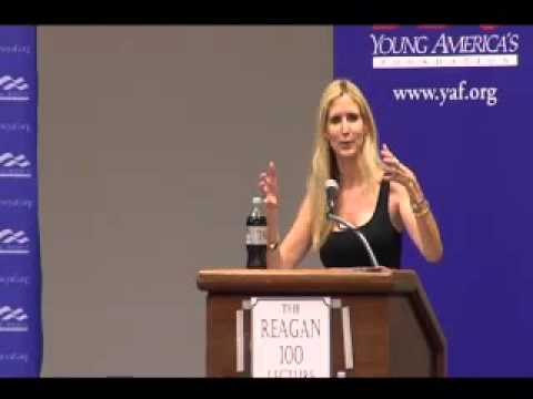 Ann Coulter, Bestselling Author and Columnist