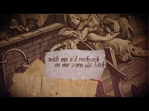 YE BANISHED PRIVATEERS - I Dream Of You (Official Lyric Video)   Napalm Records