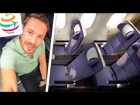 British Airways Premium Economy Tripreport | GlobalTraveler.TV