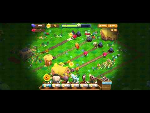 Plants vs. Zombies Adventures Level 9-4 - Facebook