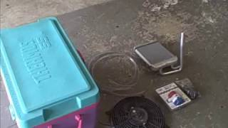 Portable AC Build
