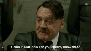 A day in Hitler