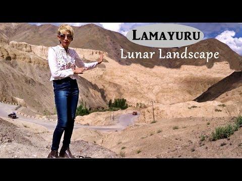 Ladakh - Lamayuru Lunar Landscape & Uleytokpo