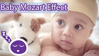 6 Hour Brain Development Music for Babies - Mozart Effect