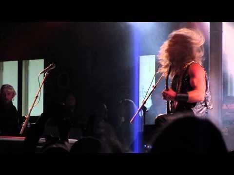 Deströyer 666 - Black City - Black Fire - Live at Steelfest 2014