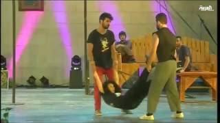 مهرجان السيرك الدولي الأول في رام الله