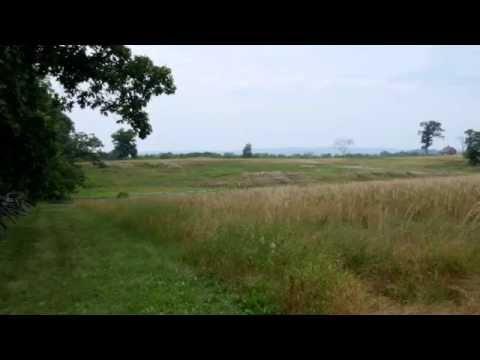 First Shots on McPherson Ridge - Ranger Chuck Teague
