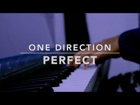 One Direction - Perfect (Piano Cover) + Lyrics | Sachin Sen