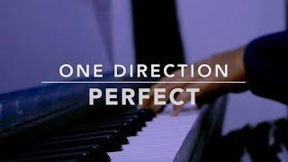 Video One Direction - Perfect (Piano Cover) + Lyrics   Sachin Sen download MP3, 3GP, MP4, WEBM, AVI, FLV Oktober 2018