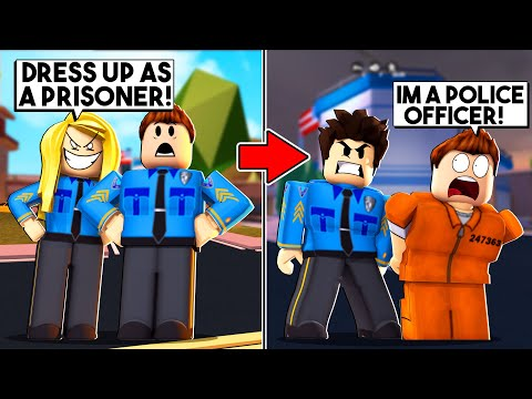 TRUTH OR DARE GONE EXTREMELY WRONG - JAILBREAK! (Roblox)