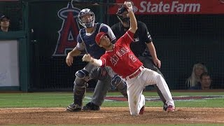Daily Recap: With the score tied at 5 in the 7th, Andrelton Simmons...