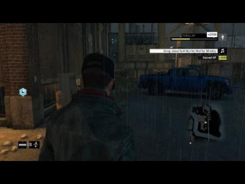 Watch Dogs Gameplay part 29 - For the portfolio