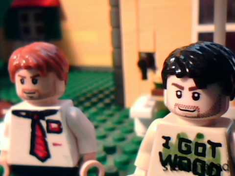 Lego Shaun Of The Dead Full Movie Part 1